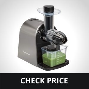 Hamilton Beach 67951 best juicer for beets